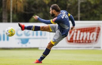 Com Sobis como referência, Cruzeiro está definido para jogo no Mineirão