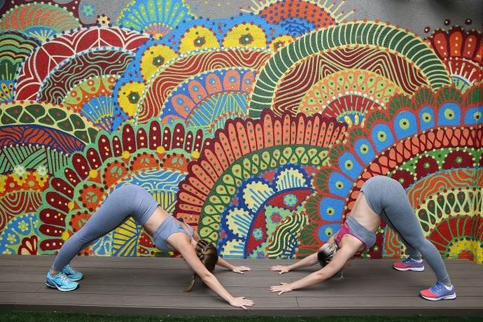 Juju e Ariane (Foto: Carol Caminha/Gshow)