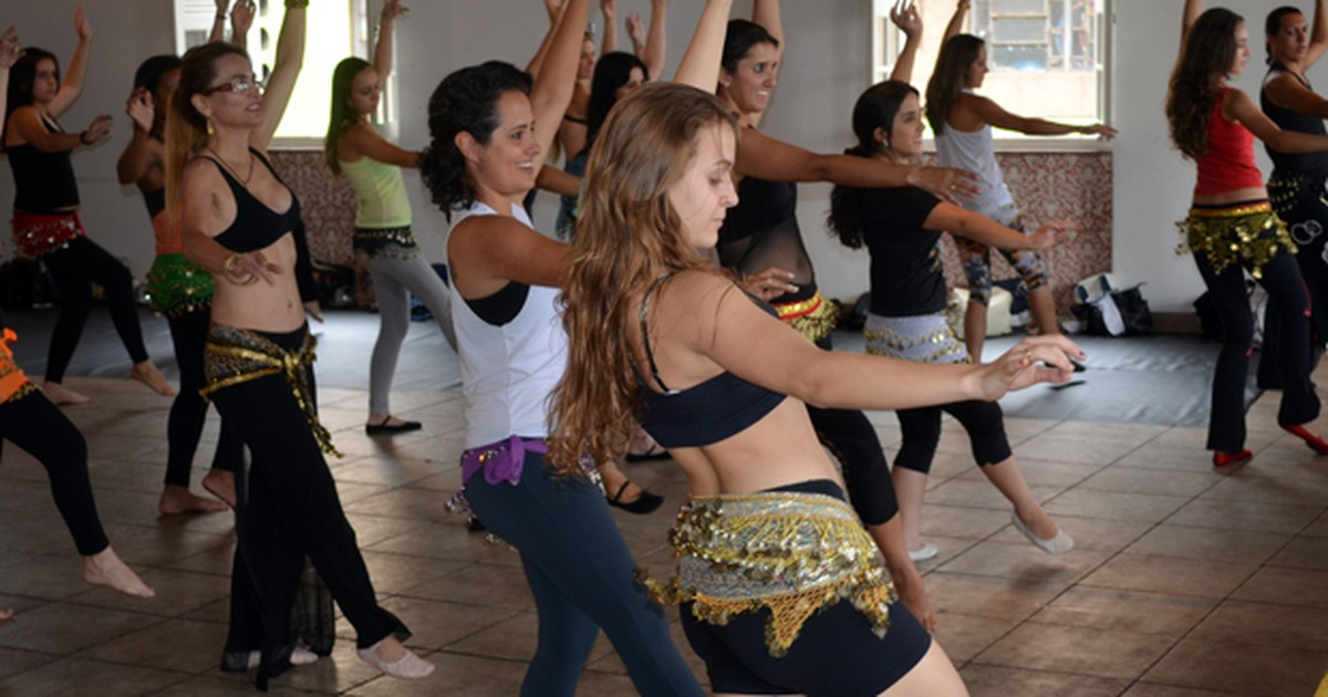 G1 - Em tempos modernos, dança do ventre resgata autoestima feminina -  notícias em Sul de Minas d38e51bf1b