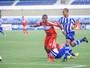 CRB e CSA param nas deficiências ofensivas e empatam sem gols