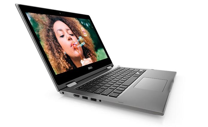 Notebook da Dell vem com tela maior e qualidade em Full HD (Foto: Divulgação/Dell)