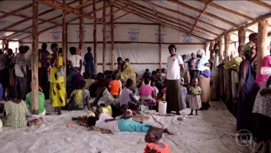 Governo do Sudão do Sul alerta que quase metade de sua população está sujeita à fome