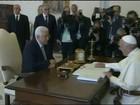 Vaticano assina primeiro acordo oficial com Estado Palestino