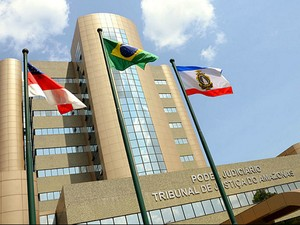Tribunal de Justiça do Amazonas (Foto: Mário Oliveira/TJAM)