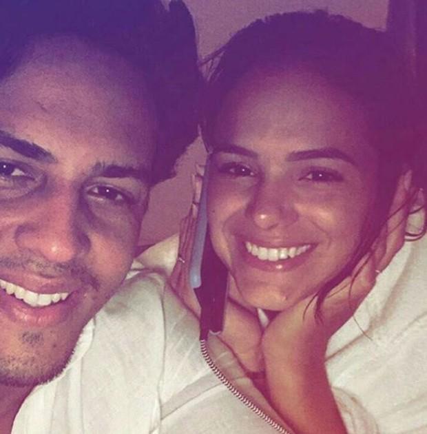 Vitor Lobo e Bruna Marquezine (Foto: Reprodução/Instagram)