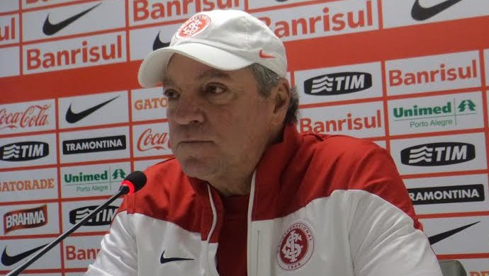 Abel técnico Inter (Foto: Tomás Hammes / GloboEsporte.com)