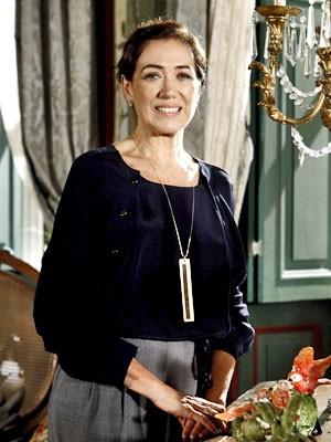 Lilia Cabral diz que criar esse personagem é um processo humilde (Foto: TV Globo/Saramandaia)