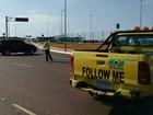 Polícia detona objeto explosivo achado em aeroporto de GO, diz Bope