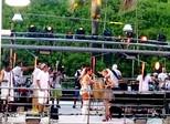 Sophia Abrahão canta Tim Maia com Ivete Sangalo em cima do trio na BA
