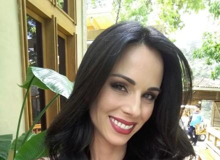 Ana Furtado comenta nova fase: 'Estou me sentindo poderosa morena'