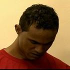 Goleiro Bruno passa mal com medicamentos (Reprodução Globo News)