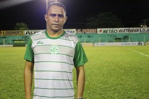 Neto Costa (Foto: Vilma Nascimento/GloboEsporte.com)