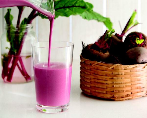 Vitamina mágica pink (Foto: dibulgação)