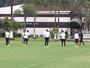 TE: Santos tem desfalques para próximo jogo contra o Internacional