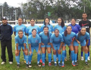Equipe de Futebol Feminino de Guarujá (Foto: Divulgação: Prefeitura de Guarujá)