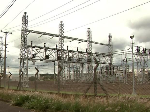 Franca sofreu quatro quedas de energia elétrica desde outubro (Foto: Márcio Meireles/EPTV)
