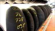 MotoGP tem diferentes tipos de pneus; entenda