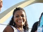 Quitéria Chagas comemora vitória da Vila: 'Esse grito estava engasgado'