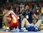 """Aline Silva lamenta queda precoce na Rio 2016: """"Eu fui bem, acontece"""""""