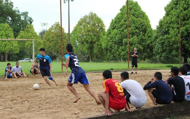 Equipe Sub-16 do Genus  (Foto: Larissa Vieira)