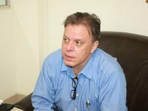 Miguel Capobiango não descarta adiar inauguração de Arena da Amazônia (Foto: Camila Henriques/G1 AM)