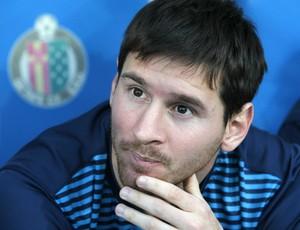 Lionel Messi Barcelona Getafe (Foto: AP)