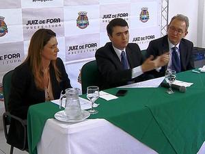 Comunitas Prefeitura de Juiz de Fora (Foto: Reprodução/TV Integração)