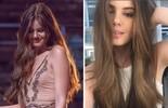 Camila Queiroz abandona visual caipira