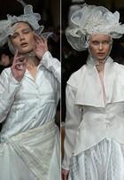 Desfile de Lino Villaventura no SPFW relembra looks marcantes do estilista