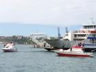 Salvador tem simulação em ferry com ameaça de armas a bordo