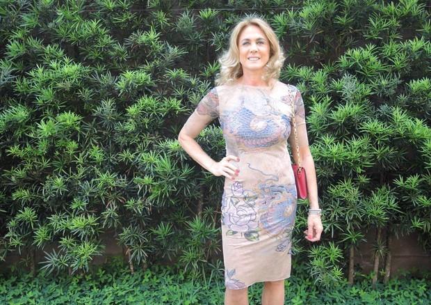 Hortência Marcari (Foto: Vogue Brasil)