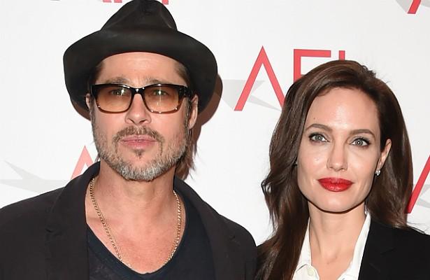 O acordo pré-nupcial de Angelina Jolie e Brad Pitt determina que, caso venham a se separar, os atores devem dividir o patrimônio conjunto de modo que cada um mantenha pelo menos a fortuna individual dos tempos de solteiro: 150 milhões de dólares para Brad e 120 milhões para Angelina. (Foto: Getty Images)