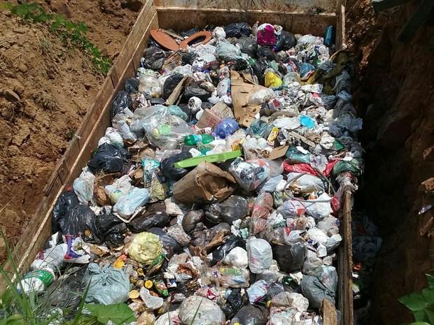 Câmara instaura CP para investigar descarte irregular de lixo em Rafard (2) (Foto: Rodolfo Minçon/Câmara de Rafard)