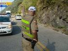 Rodovia da Serra do Rio do Rastro acumula 4 deslizamentos em 2016