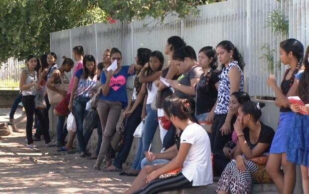 Cerca de 26 mil pessoas fizeram o ENEM em Roraima (Foto: Bom Dia Amazônia)