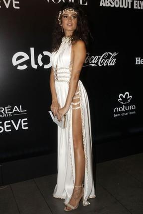 Thaila Ayala em festa em São Paulo (Foto: Celso Tavares/ EGO)