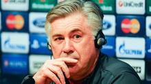 Real terá que pagar R$ 20 mi para tirar Ancelotti do PSG (Getty Images)