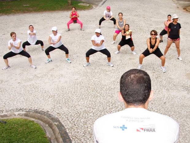 Exercício físico é tema do BDP desta segunda-feira (16) (Foto: Oswaldo Forte/OLiberal)