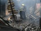 Casa pega fogo e assusta moradores no norte do Tocantins