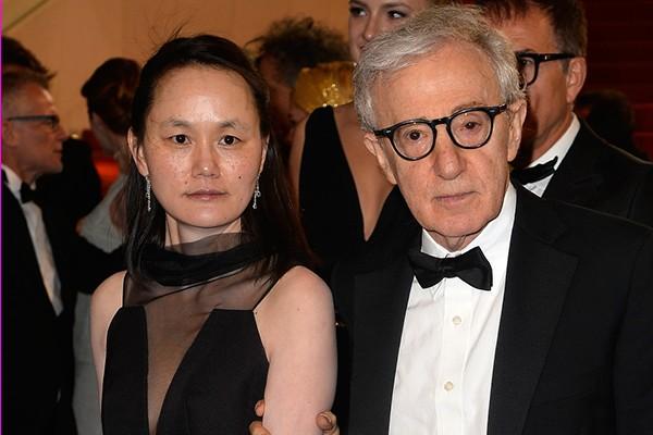 Soo Yin e Woody Allen (Foto: Getty Images)