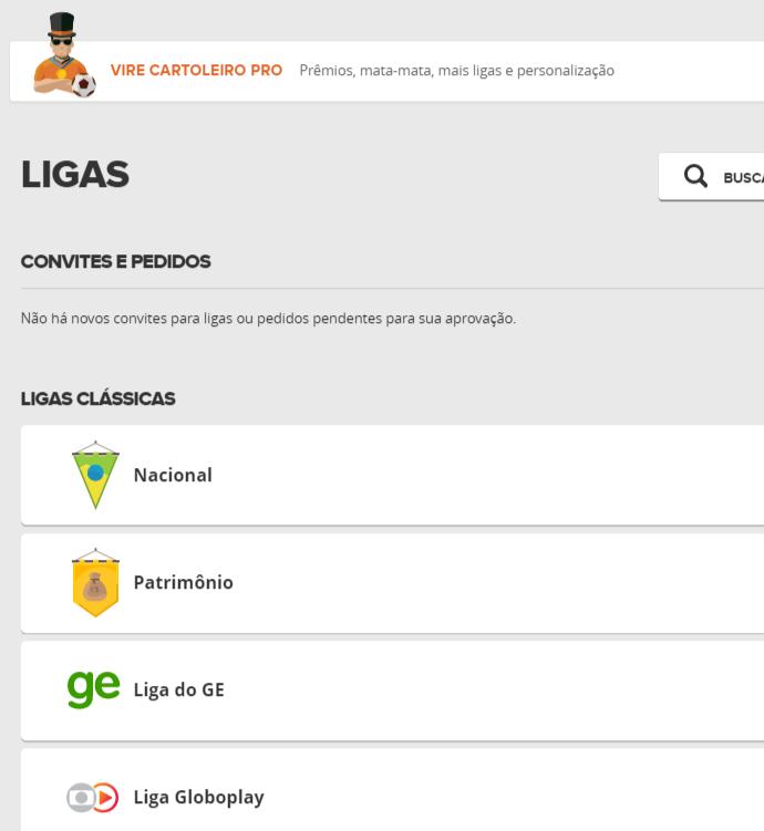 tela 10 tutorial cartola fc (Foto: GloboEsporte.com)