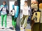 Colorido e irreverente: veja o estilo de Maria Casadevall