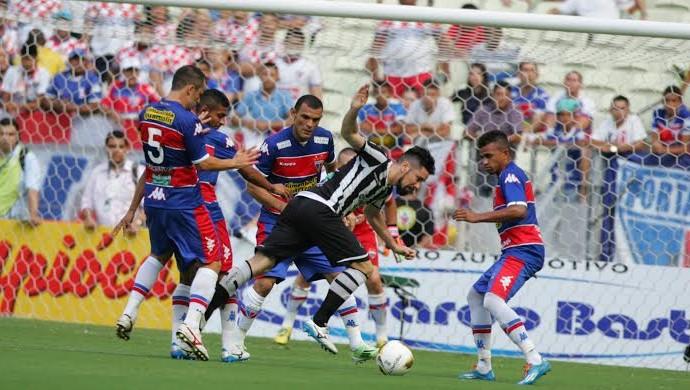 Ceará, Fortaleza, Clássico-Rei, Arena Castelão, Cearense, Final (Foto: Kid Júnior/Agência Diário)