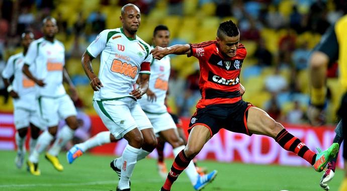 Everton flamengo e Cabofriense (Foto: André Durão / Globoesporte.com)