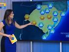 Semana no Rio Grande do Sul deve ser marcada pela amplitude térmica