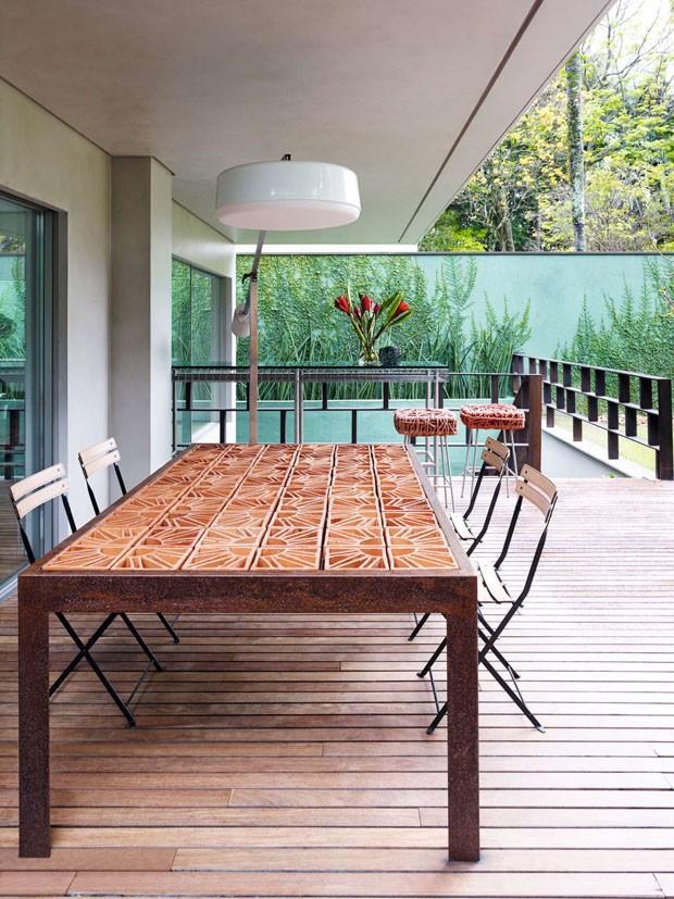 cv372 casa zunino terraco terreo (Foto: Björn Wallander)