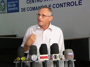Beltrame (Foto: TV Globo)
