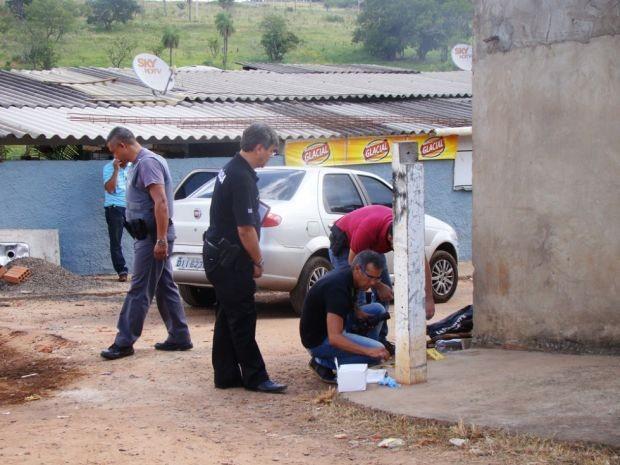 Homem é assassinado em Marília (Foto: Marília Notícia/Divulgação)