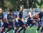 Com lesão na coxa direita, Pereira vira baixa do JEC contra o Brasil de Pelotas