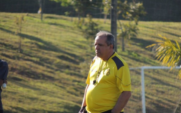 Vadão caiu na manhã desta sexta-feira; saiba como fica o comando do Tigre (Foto: João Lucas Cardoso/globoesporte.com)